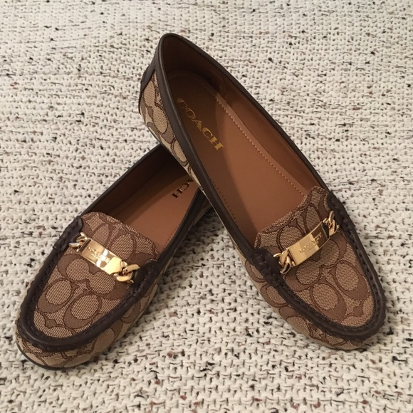 Coach Shoes | Womens Coach Loafers